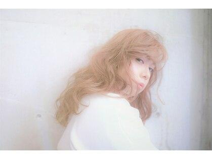 ガルボ ヘアー(garbo hair)の写真