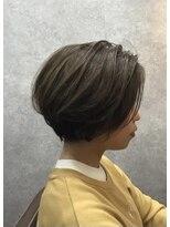 セブン ヘア ワークス(Seven Hair Works)[カラーエステ]ショートスタイル