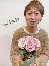 ヘアーサロン ウィッシュ(hair salon Wish)塩谷 優