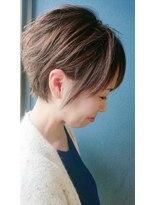 クブヘアー(kubu hair)《Kubu hair》似合わせショート