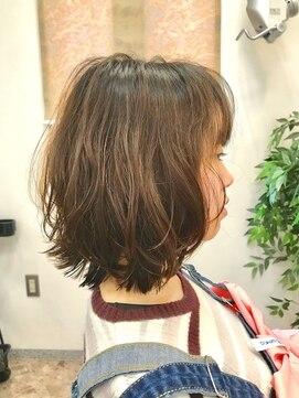 マサヤ美容室(masaya)尾道 福山 三原【masaya美容室】ニュアンス ミディ☆