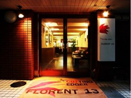 フローレントサーティーン(FLORENT 13)の写真