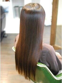 ヘアドクター ディービー 渋谷店(HAIR DOCTOR DB)の写真/パっと見を美しくではなく髪の芯から修復!!10種類の成分配合Trが人気の毛髪修復クリニックトリートメント★