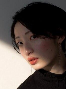 ヘアメイク エイト キリシマ(hair make No.8 kirishima)の写真/骨格を活かしたNo.8自慢のカットで朝楽ちん◎首元はすっきり、頭の形まで美しく見せるボリューム感を計算*