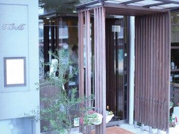トムヘアーデザイン 古川橋店(TOM HAIR DESIGN)の写真/【全席半個室】こだわりの技術・空間・おもてなしで身の心も美しく!