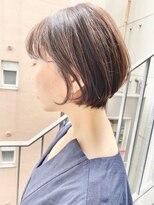 ヴィー 銀座二丁目(VIE)シルエットがキレイに決まるショートヘア【銀座/VIE/つばさ】