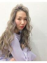 エイム ヘアメイク 横川店(eim HAIR MAKE)eimで叶える♪透明感たっぷり☆ハイトーン外国人風カラー