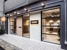 エイト 上野店(EIGHT ueno)の雰囲気(通りに面しているので、初めての方も気軽に入れる雰囲気です。)