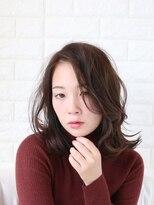 リーズヘアー(+Rees hair)【+Reeshair 】おしゃれさん☆ゆるふわモテスタイル
