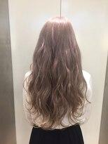 ヘアサロン ドット トウキョウ カラー 町田店(hair salon dot. tokyo color)【Perl White】ダブルカラーカラーリスト田中【町田/町田駅】