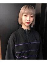 ラパンセヴェール(LA PENSEE VERT)【LA PENSEE】milk tea blond
