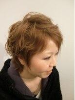 ヘアメイク オブジェ(hair make objet)ラフウェーブ