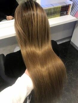 リラヘアー(Rela hair)の写真/【行徳2分】髪質改善にとことんこだわったCOTA生トリートメントで上質でワンランク上の艶髪に導きます♪