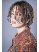 フラココ 神楽坂(hurakoko kagurazaka)【担当:森口】くせ毛をいかしたショートスタイル