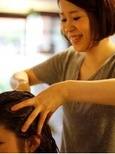 アロ (Alo hairdesign)菅原 加織