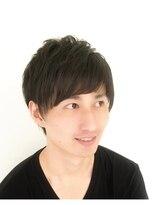 ブレッザヘアー(Brezza hair)メンズショート×Brezza hair 笹塚