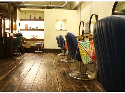 ヘアー アート ジュース 茶屋町店(Hair art Juice..)の写真