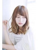 吉祥寺3分/ヴェールウェーブルージュ美髪似合わせカットアシメ31
