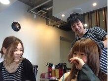 エミュ(emu)の雰囲気(施術や説明は楽しく丁寧に!を心がけています☆)