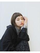 ヘアー ミッション 心斎橋店(hair Mission)マニッシュショートヘアー