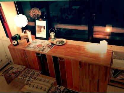 ダブルビー 美容室 白金店(WB)の写真