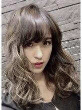 ヒスヘアー クリエイティブスペース(hys hair creative space by lauto)スリーアクションカラー