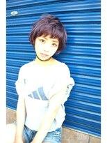 #LOAWe style91【ミニマムボブ】【ジグザグバング】