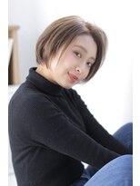 ジーナシンジュク(Zina SHINJYUKU)☆Zina☆クールショートボブ☆