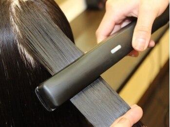 サクラヘアデザイン(sakura hair design)の写真/あなたの髪を1番に考えてくれる頼れる存在♪ダメージレスな施術や浸透力の高いトリートメントで美しい髪に