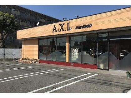 アクセル AXLの写真