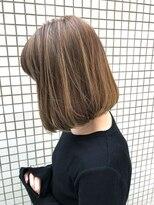 ヘアー メイツ ニューヨーク 学芸大学(Hair Mates NewYork)ハイライトローライト 白髪染め バレイヤージュ