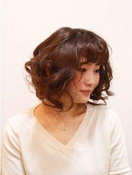 テリーウスキ 木太店(Terry Usuki)の写真/オトナ女性の髪の悩みを解消するMENUが豊富★じっくり時間を掛けてあなたの髪と向き合ってくれます◎