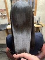 さらさらヘアーへ!髪質改善トリートメント