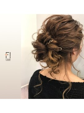 ヘアーメイクアンドネイル エフプラス(hairmake&nail F PLUS)【F PLUS!-エフプラス-】ローアップ