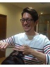 ヘアデザイン リビング(hair design Re:ving)川上 秋幸