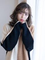 ヘアアンドエステ ヒロイン 西麻布本店(Hair&Esthe HIROIN)【冬レイヤー】ミディアムレイヤーヘア
