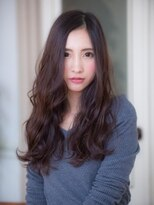 オーブ ヘアー カルネ 松戸店(AUBE HAIR carnet)大人可愛い*巻き髪風スタイル