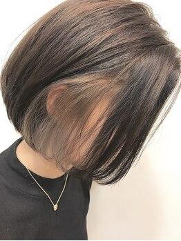 リゴ ヘアー(RIGO hair)の写真/【明石駅から徒歩1分】ショートスタイルに定評あり!丁寧なカウンセリングで理想のスタイルへ導きます☆