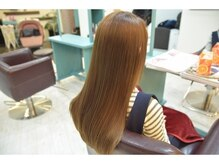 モーレプラス(molle+)の雰囲気(毛髪改善エネルシステムで美髪にしてみせます♪)