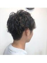オルサヘアー(ORSA HAIR)メンズカットパーマ
