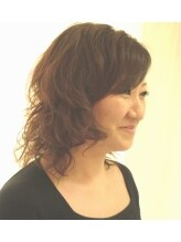 ヘアメイク ハミング(Hair make Humming+)ラフふわミディ