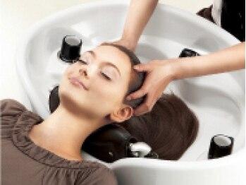 リデザインヘア ミュウノ(Re design hair miuno)の写真/その時の気分に合わせて,4種類の中から選べるSPA♪【新規/頭皮クレンジング潤炭酸スパ+極うるTR+CUT¥7776】