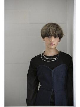 【顔の型別】マッシュボブが似合う顔とは? おすすめヘアスタイル
