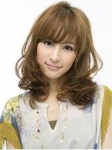 トータルビューティーヘアーアール(total beauty hair R)Raスタイル