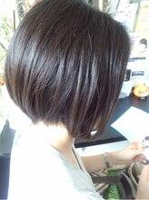 シーズナルヘアデザイン(Seasonal hair design)ショートボブ