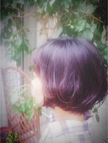 ヘアーアンドメイク ポッシュ 日暮里店(HAIR&MAKE POSH)The afternoon after rain