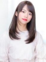 【VIALA 自由が丘】レイヤー×艶髪