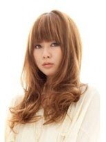 イーチ ディー ヘアーアンドトータルビューティー(each dee hair&total beauty)大人かわいいロング【each dee津田沼】