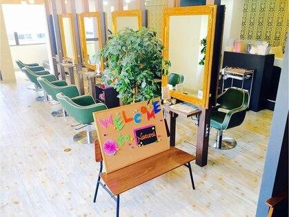リラクサー ヘアー ナチュラル(Relaxer hair Natural)の写真