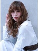 バッテリー ヘアアンドメイク 塚本店(Battery hair&make)好印象♪フェミニンロング
